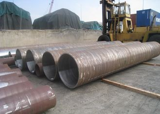 Grade P92 P91 Hot Rolled Structural Steel Pipe / Tubing Heavy Wall Thickness